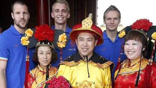vlaar en chinezen