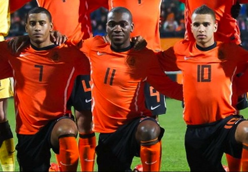 oranje youngsters