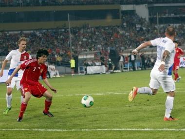 sneijder backheel