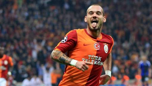 sneijder tong
