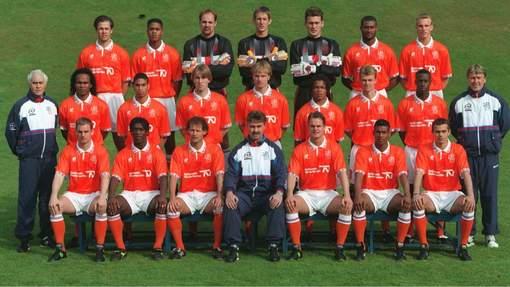1996 oranje