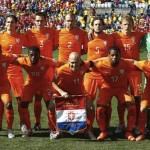 ORanje Chile team