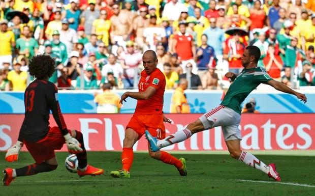 Robben-shoots