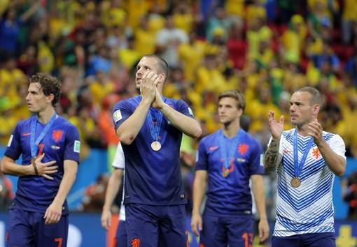 sneijder brazil