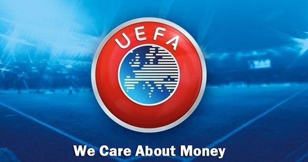 uefa money