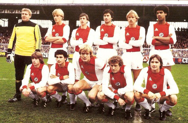 Wim Kieft Talks Ajax 1982 Dutch Soccer Football Site News And Events