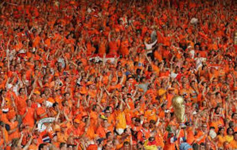 oranje fans