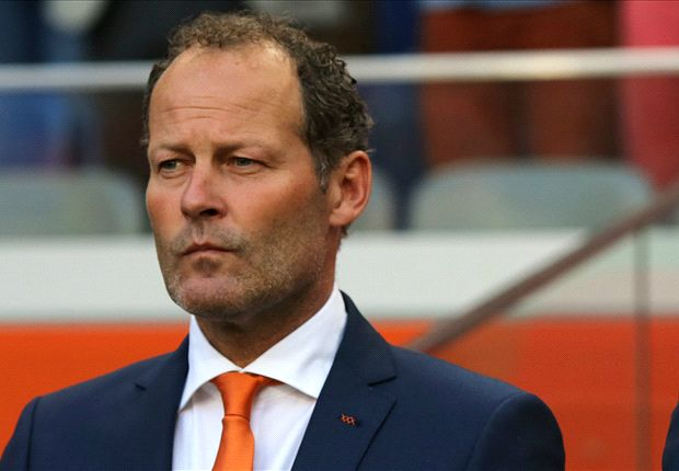 Danny Blind earned a  million dollar salary - leaving the net worth at 7 million in 2018