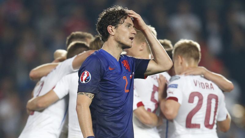Nederlands tegen Tsjechië