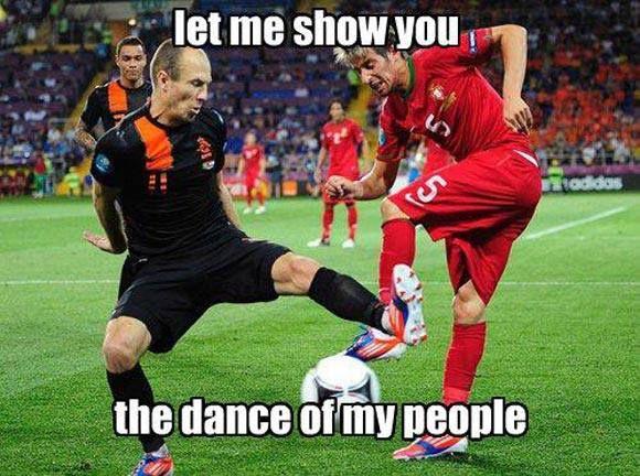 Robben dans