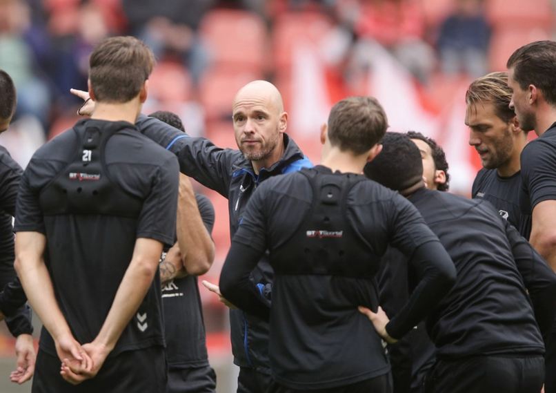 The Vision Of Erik Ten Hag Dutch Soccer Football Site News And